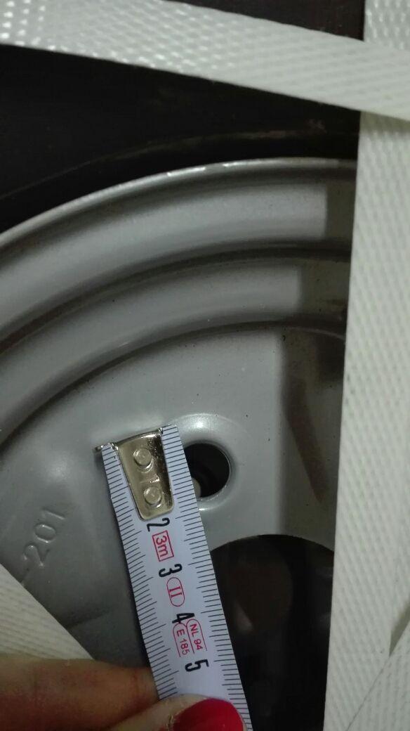 Llantas nueva para remolque CARRO TIENDAmod. 480-8