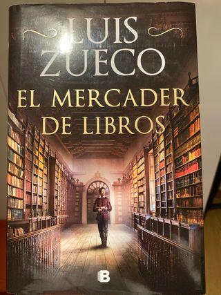 Libro--El Mercader de Libros-Luis Zueco