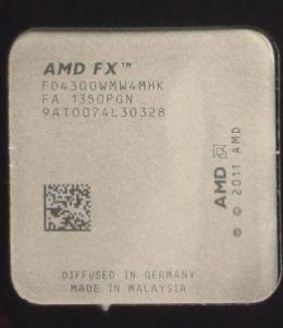 Procesador AMD fx 4300 quad-core + placa base asus