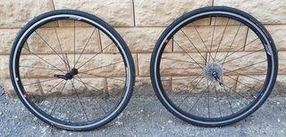 Ruedas bicicleta carretera Fulcrum racing 3
