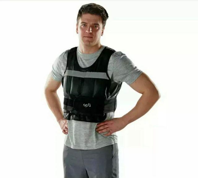 2kg - 10kg Adjustable Weighted Vest