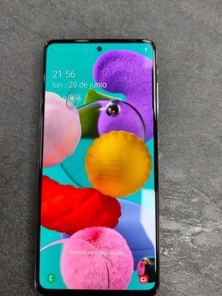 Samsung A51 sin estrenar