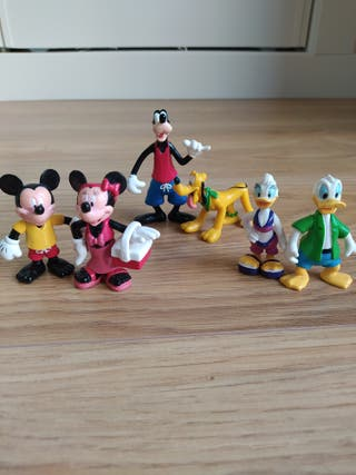 figuras Disney, Mickey y amigos