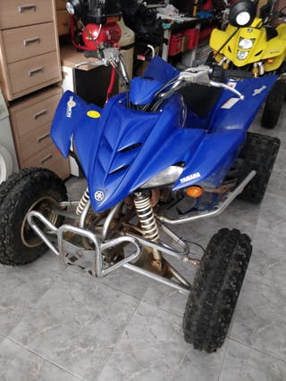 Quad Yamaha Raptor 350 cc