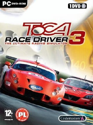Toca Racer Driver 3 (PC Game)