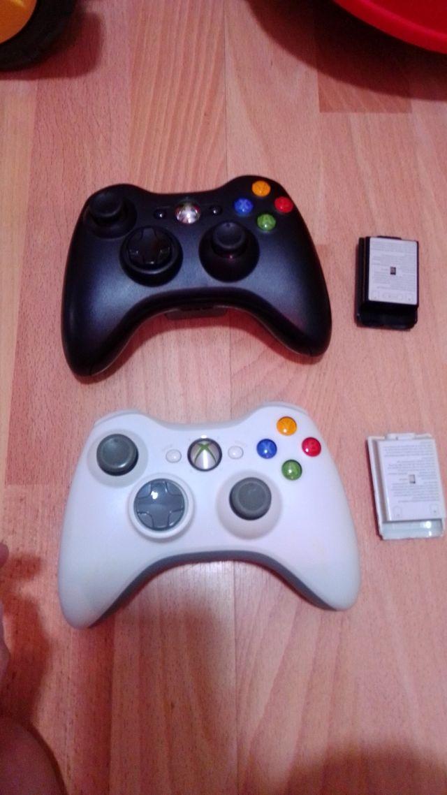 Mandos Joysticks inalámbricos Xbox360