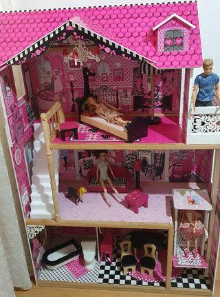 Casa de muñecas marca Kid Kraft