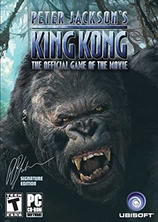 King Kong : Peter Jackson (PC Game)