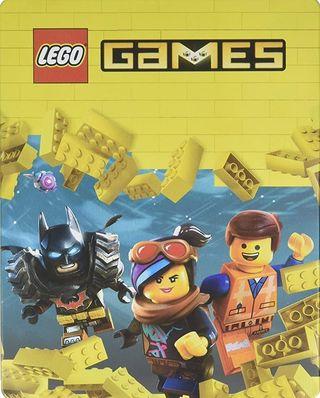 Steelbook Lego PS4/Xbox precintado
