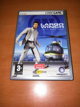 Largo Winch : Empire Under Threat (PC Game)