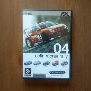 Colin Mcrae Rally 04 (PC Game)