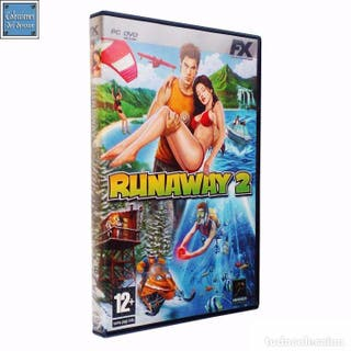 Runaway 1 y 2 (PC Game)