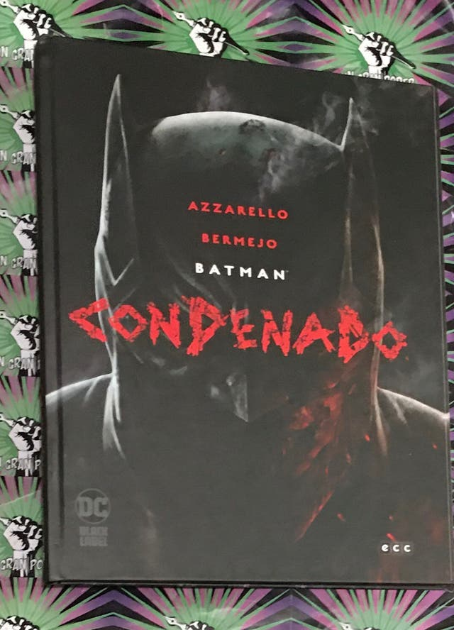 BATMAN CONDENADO INTEGRAL