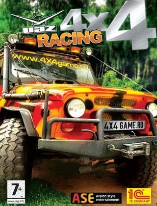 4X4 Racing (PC Game)