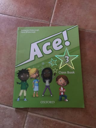Ace class Book Oxford ISBN 9780194007689
