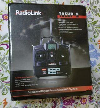 Emisora radiolink T6EHP-E 2.4GHz/FHSS