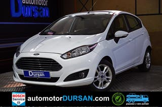 Ford Fiesta LLANTAS BLUETOOTH USB AUX