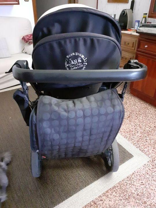 Cochecito bebé Jane Muum
