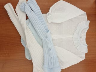 ropa de bebé talla 6 meses lote 25euros