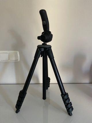 Trípode de fotografia