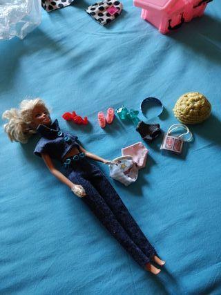 Barbie medias lote