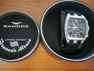 Sandoz Limited Edition Fernando Alonso Titanio