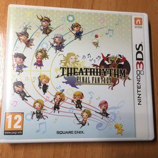 Final Fantasy Theatrhythm 3DS