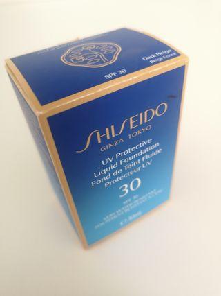 Maquillaje Shiseido