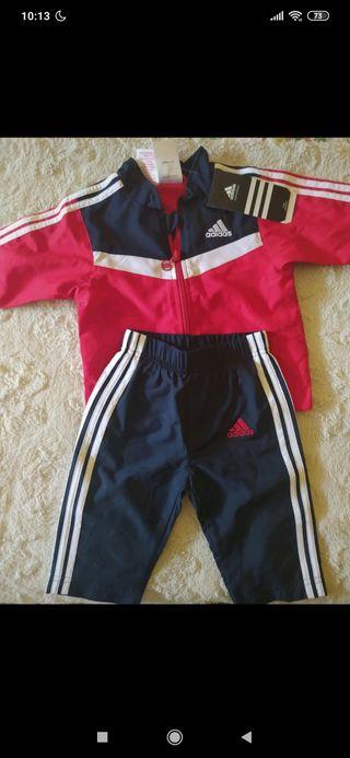 Chandal Adidas bebe