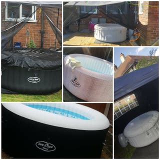 **HOT TUB HIRE** Tameside and Manchester area