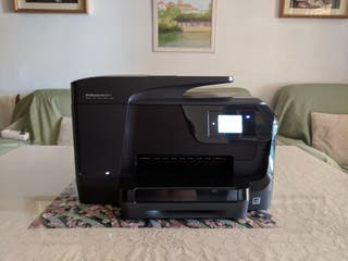 Impresora HP OfficeJet Pro 8715 Prácticamente nuev