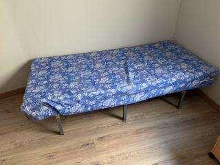 Vendo somier y colchón de 90x 1,90