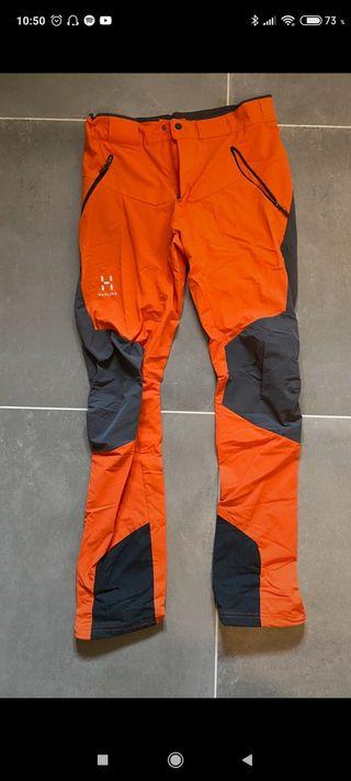 Pantalón Haglofs talla S usado 3 veces de hombre