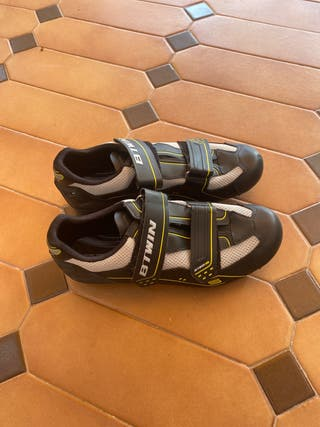 Zapatillas con calas bicicleta carretera