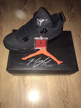 Jordan 4 Retro Black Cat (2006 OG)