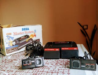 Master System II de SEGA