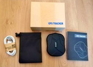 GPS Tracker Localizador coche, patinete, moto