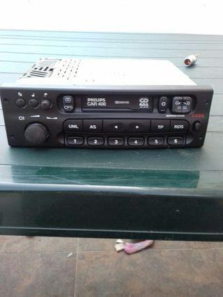 Radiocassete Philips