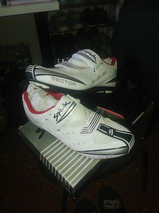 zapatillas ciclismo - triatlon Spiuk Sector