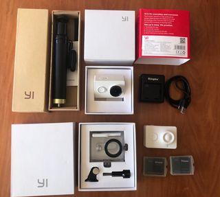 Xiaomi yi action camara (cámara deporte)