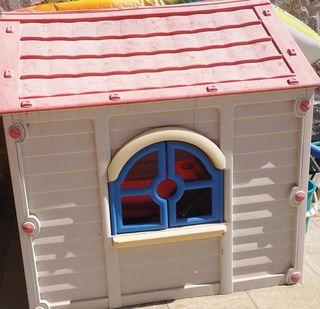 casita juguete niños