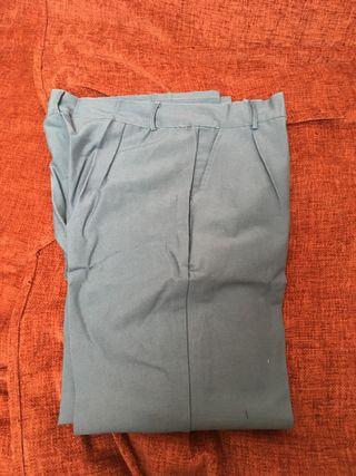 Pantalon gris été