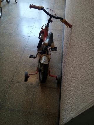 bicicleta mikey
