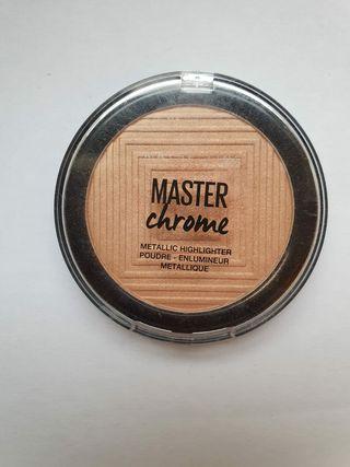 Maybelline - Master Chrome iluminador
