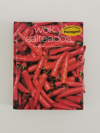 Libro cocina wok