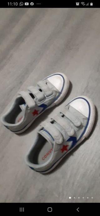 zapatillas lona All Star, Converse n27