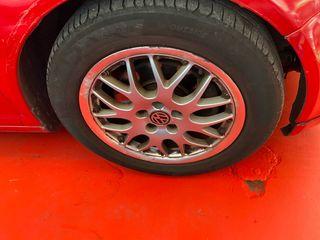 Llantas 5x100 golf GTI TDI BBS con Michelin