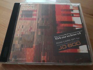 Tarjeta de sonidos para Roland JD-800