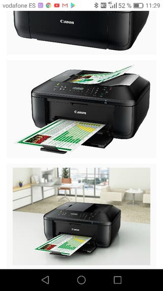 impresora pixma mx475