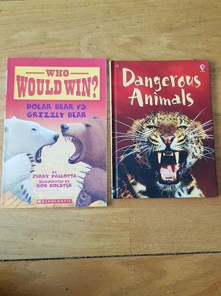 Libro infantil/juvenil en inglés